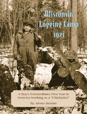 Wisconsin Logging Camp 1921 Cover